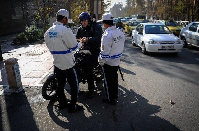 برخورد پلیس با موتور سیکلت سواران متخلف افزایش یافت/ تخلفات حادثه ساز زیر ذره بین