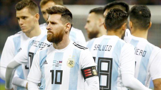 هواپیمای سوپر لوکس آرژانتین برای جام جهانی + عکس