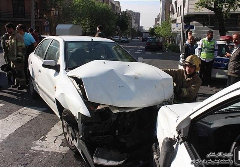 ۶ کشته و زخمی در حادثه تصادف جاده قلعه شور اصفهان