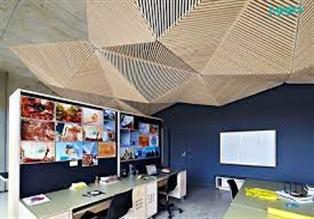 طراحی دفتر اداری و تامین آسایش حرارتی