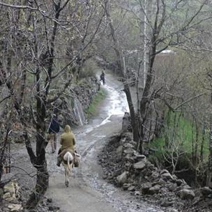 باغ ۷۰۰ متری دره مرادبیگ - ۳۵ متر بر اصلی