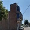 خانه کلنگی تخریب شده کنار بزرگراه بسیج