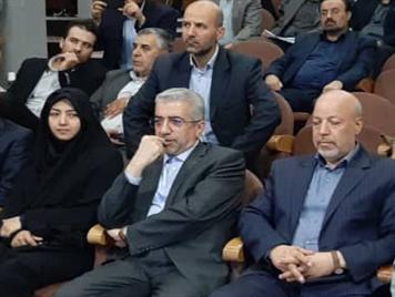 بهره برداری از طرح انتقال پساب از تصفیه خانه فاضلاب به شرکت فولاد مبارکه