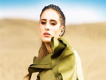 اولین دختر مدل عربستانی در هفته مد پاریس