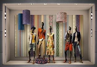 چرا ویترین لباس فروشی ها تغییر نمی کند؟